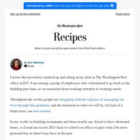 Recipes! Buttermilk Ranch Dressing, Sheet Pan Chicken 3 Ways, Pasta Salad Kebabs and a Fried Halloumi Salad