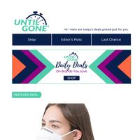 KN95 Face Masks   Sengled Smart Bulb   Spray Washer Kit