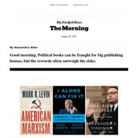The Morning: The polarized publishing world