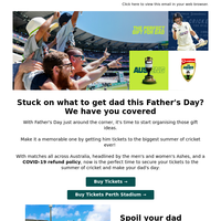 🏏 Father's Day Gift Guide 🎁