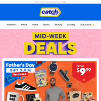 Father's Day gifts, Dyson price slash & more TOP PICKS!