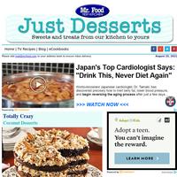 15 Totally Crazy Coconut Desserts