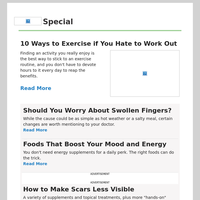 10 Ways to Exercise if You Hate to Work Out