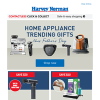 Trending Home Appliance Gifts for Father's Day
