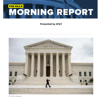 The Hill's Morning Report - Presented by AT&T - Supreme Court lets Texas abortion law stand