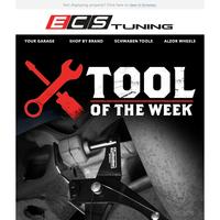Schwaben Tool of the Week - 15% Off Exhaust Hanger Pliers