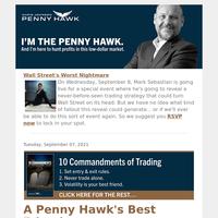 A Penny Hawk's Best Friend