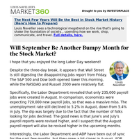 Must Read: Will September Be Another Bumpy Month for the Stock Market?