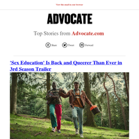 Top Stories from Advocate.com for 09/08/2021