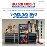Organize Your Garage & Save Money at the Same Time
