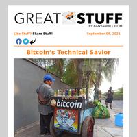 Buy Bitcoin's Burgeoning Bull Breakout?