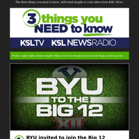 BYU to join the Big 12