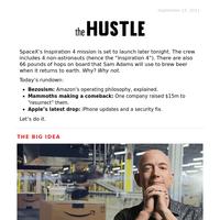 ⏱️ Jeff Bezos' management philosophy, explained