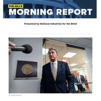 The Hill's Morning Report - Presented by National Industries for the Blind - What do Manchin and Sinema want?