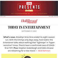 Emmys: Who Should Win, And Who Will Win; 'Brooklyn Nine-Nine' Series Finale; Patrick Dempsey's \