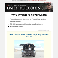 Why Investors Never Learn