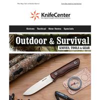 Outdoor/Survival Essentials!