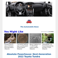 Hey, Your Top Automobile News for September  21, 2021