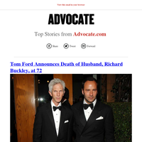 Top Stories from Advocate.com for 09/21/2021