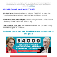 McConnell never saw this coming: