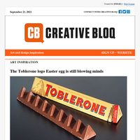 Toblerone logo easter egg, scary McAdvert and more...