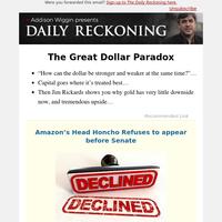 The Great Dollar Paradox