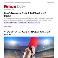 China's Evergrande Crisis: A Real Threat to U.S. Stocks?