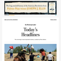 Wednesday's Headlines: Amid furor over border images, Biden faces backlash from Democrats
