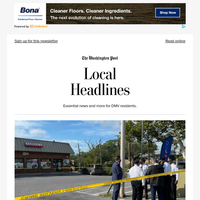 Local Headlines: Security guard is fatally shot in District