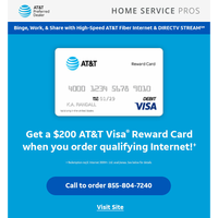Bundle DIRECTV STREAM with Internet powered by AT&T Fiber