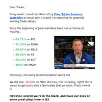 [free] Top Picks From Former Goldman VP of Trading
