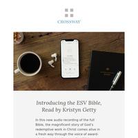 Listen to the ESV Bible Read Aloud by Kristyn Getty