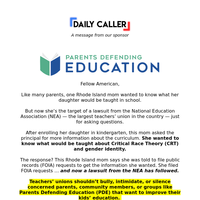 Sign the declaration: Students over teachers' unions