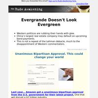 Evergrande Doesn't Look Evergreen