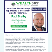 🎯Your Personal Invitation to 👉 The Ultimate Online Trading, Investing, and Wealth Building Education Conference