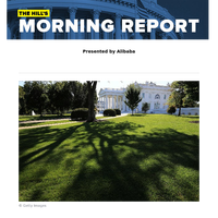 The Hill's Morning Report - Presented by Alibaba - Biden jumps into frenzied Dem spending talks