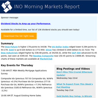 Sector Analysis and Key Events for Thursday