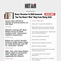 HotAir Daily Express 09/23/2021