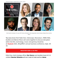 FaZe Clan, Interscope, MGM, Discovery+ Join TheGrill 2021