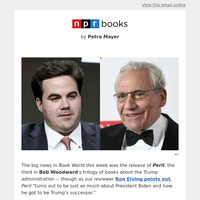 Robert Costa On 'Peril,' His New Book With Bob Woodward