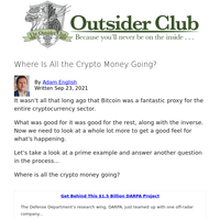 Where Is All the Crypto Money Going?