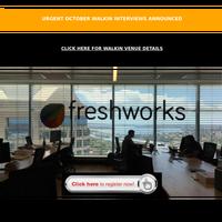 FRESHWORKS RECRUITMENT - Register Your Resume