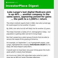 A 10X Opportunity in Digital Medicare