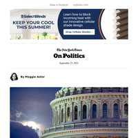 On Politics: A guide to the twisted thicket of bills in Congress