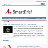 BSSP, Blue Shield highlight bias with Venus Williams
