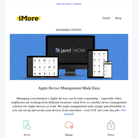 The remote work solution perfect for companies running on Apple devices.