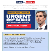 Beto O'Rourke's AMAZING plan