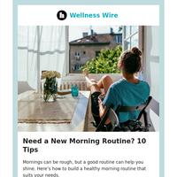 Bad diet advice. Better mornings. Electrolyte power.