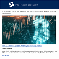 New ETF To Play Bitcoin And Cryptocurrency Market