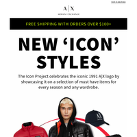 Fall Icon Styles